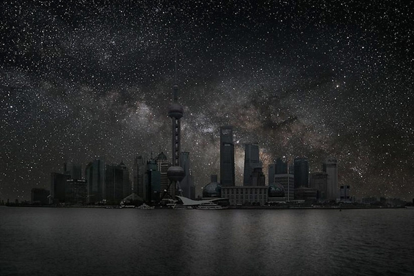 The World's Favourite Cities Plunged Into Darkness