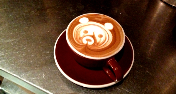 Meet NYC's Most Imaginative Barista Turned Coffee Artist
