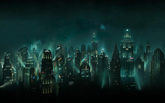 Visit Rapture, A City From the 'BioShock' Video Game Series
