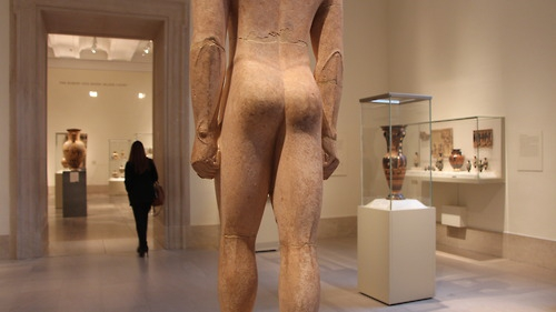 Metropolitan Museum of Butts