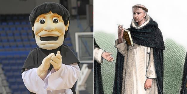It wasn't exactly humble when the Dominican Friars who administer Providence College named the school mascot after thems