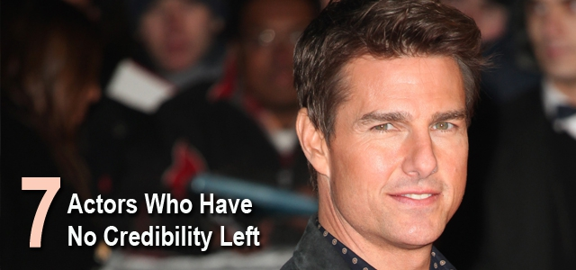 7 actors with no credibility left