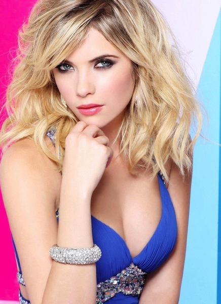 Spring Breakers Ashley Benson Warrants Your Attention