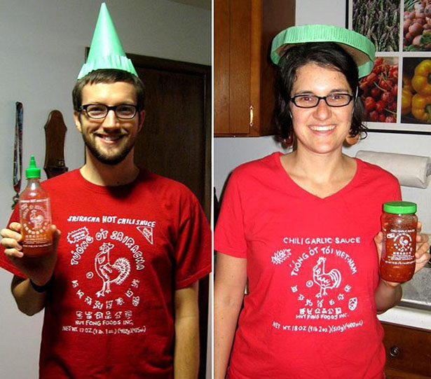 These People Might Love Sriracha A Little Too Much
