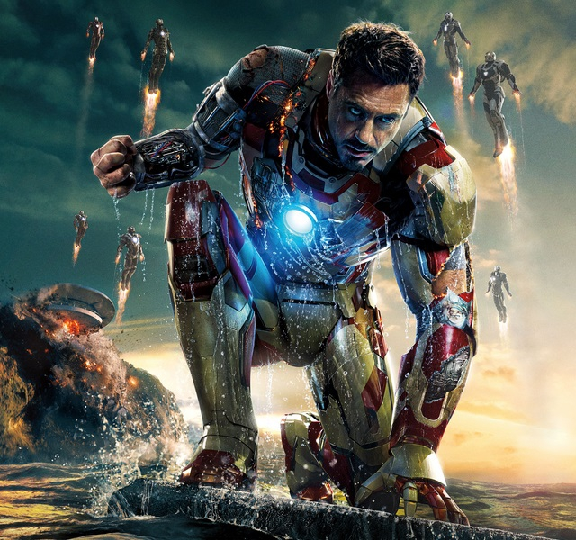 Tony Stark Is Having Nightmares In Newest 'Iron Man 3' Ads