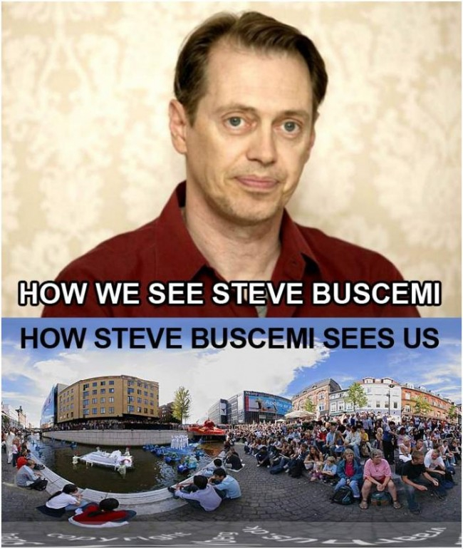 The Internet's 10 Best Tributes To Steve Buscemi