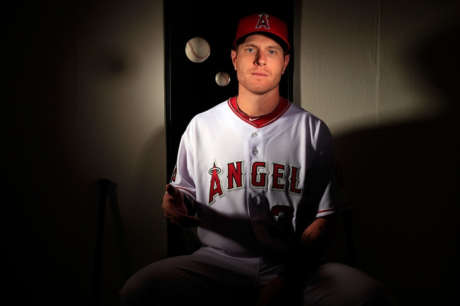Josh Hamilton, Los Angeles Angels of Anaheim