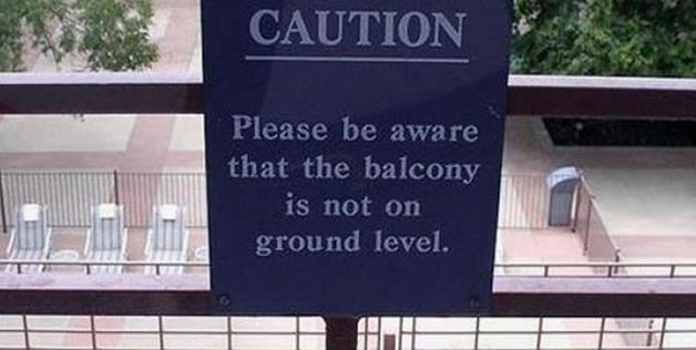 What Floor is the balcony on?