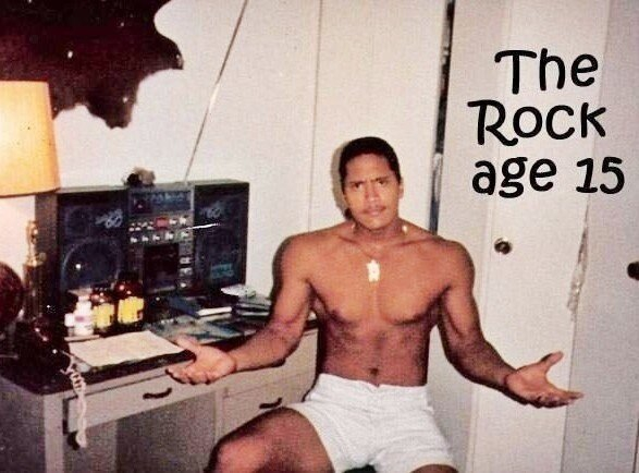 The Rock's Twitter Is Freaking Awesome!