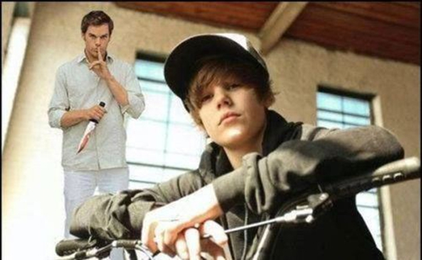 Dexter over Bieber