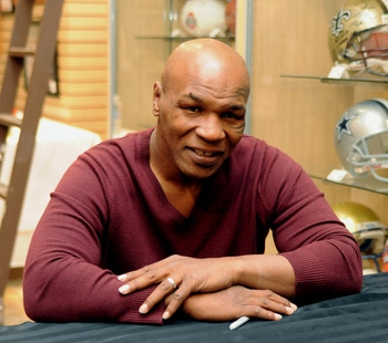 Mike Tyson's Ambitions