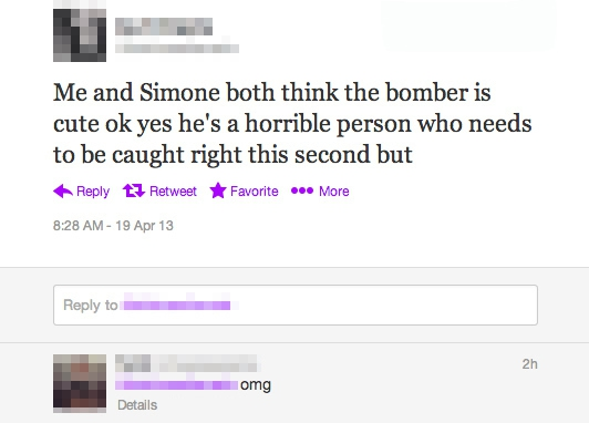 27 People Who Think Alleged Bomber Dzokhar Tsarnaev Is Hot
