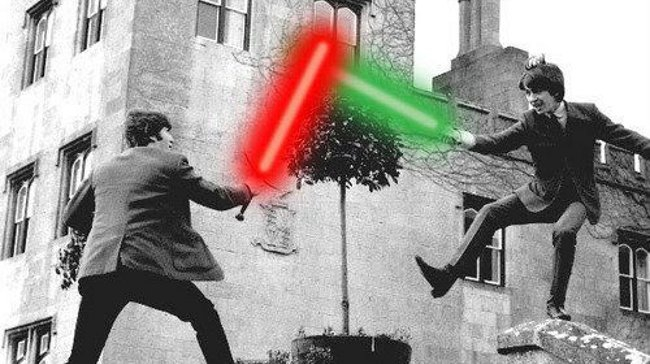 Twenty Lightsaber GIFs To Enlighten Your Saturday