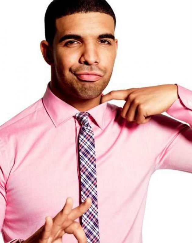 Drake Makes Men's Fashion Look Sexy