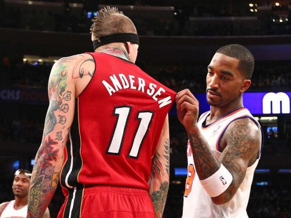 12 NBA Players You'd Want On Your Side In A Fight