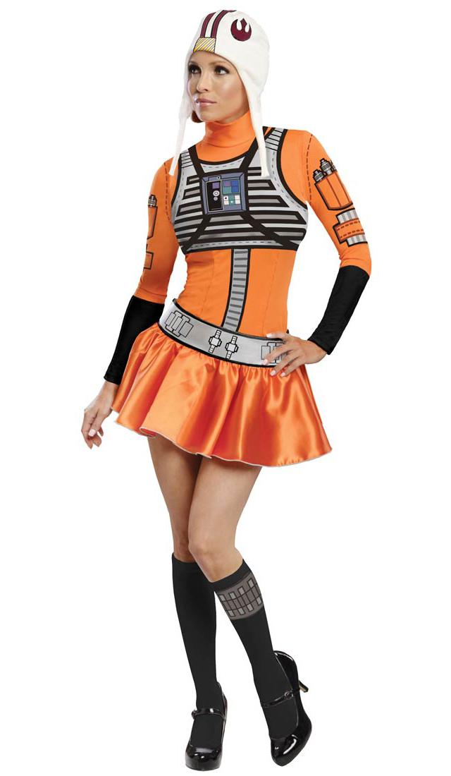X-Wing Fighter Sexy Costume