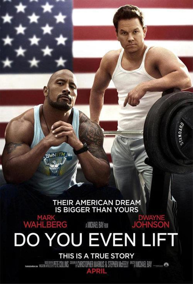 Do You Even Lift- The Movie