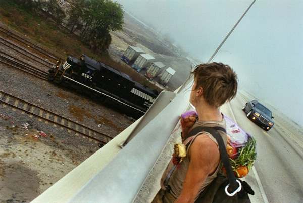 Incredible Images Of Teenage Freight Train Hitchhikers