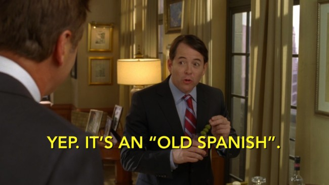 '30 Rock's 'Old Spanish' Was Referenced In 'Mad Men'