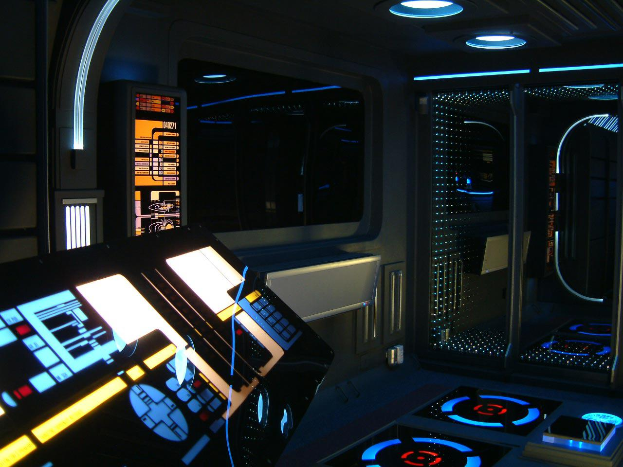 Star Trek Apartment