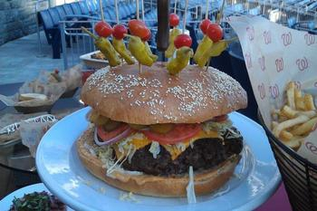"""The Strasburger"": Nationals Park (Washington Nationals)"