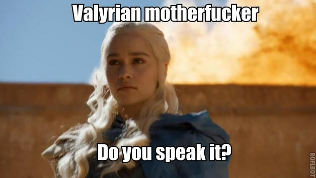 Game Of Thrones Season 3 Episode 4: Image & GIF Tributes To Daenerys