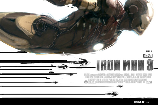 Check Out Comic Artist Jock's Awesome Poster (& 9 Other Designs)