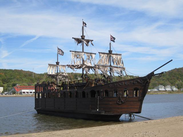 Pirate Ship 'Gypsy Rose' For Sale