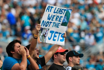 At least were not the jets