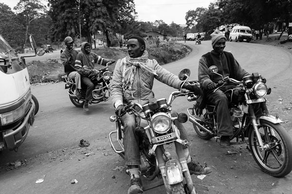 A Closer Look At The Impoverished Biker Gangs Of Tanzania