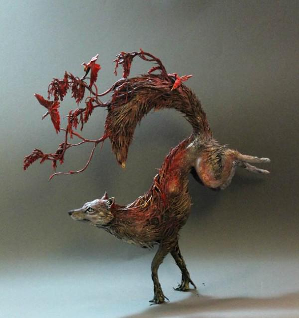 Fantasy Animals by Ellen Jewett