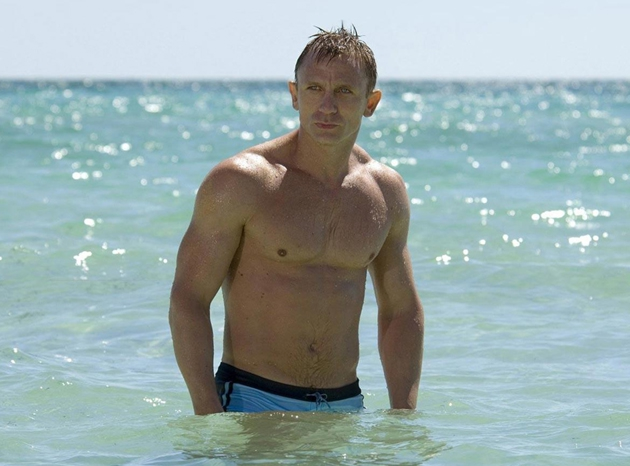 Daniel Craig Makes Us So Glad James Bond Went Blonde