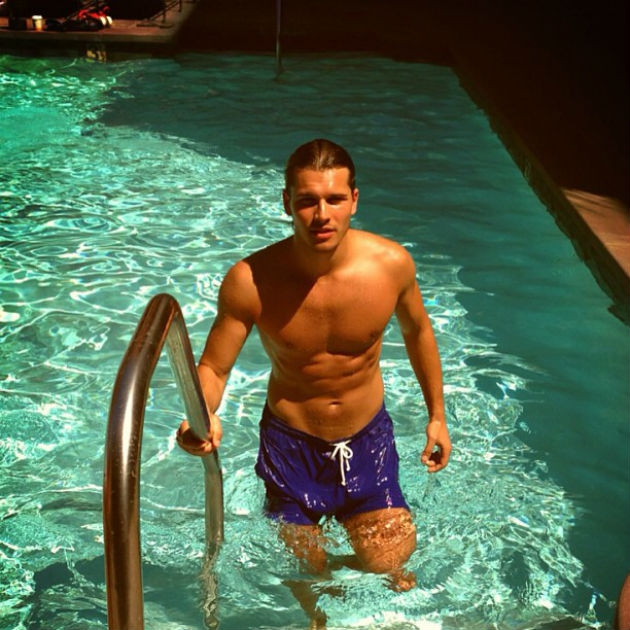Gleb Savchenko of 'Dancing with the Stars' Gets Shirtless on Instagram