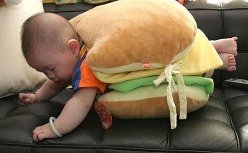40 People Who Are Celebrating 'National Burger Month'