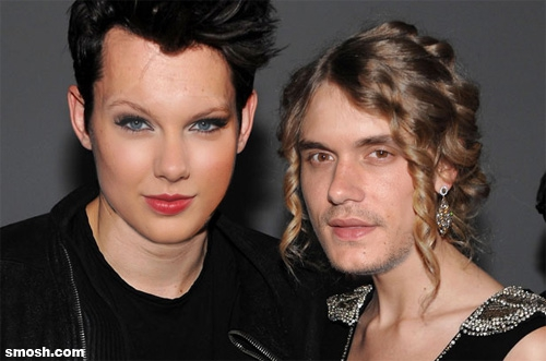 10 Mostly Hilarious But Slightly Terrifying Face Swaps of Musicians