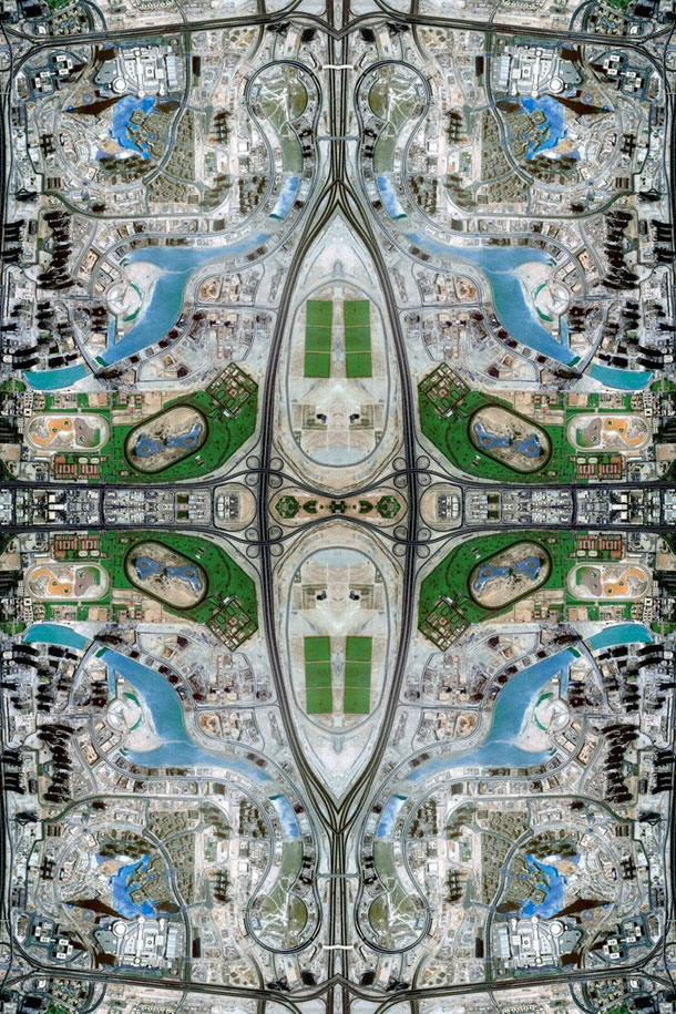 Complex & Beautifully Symmetrical Landscapes Of Earth