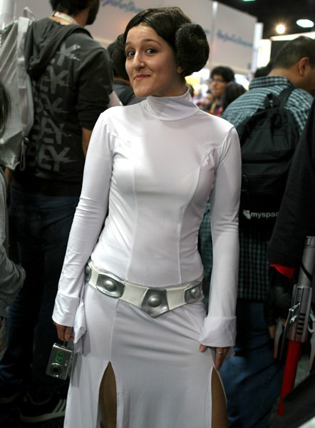 Cute Princess Leia