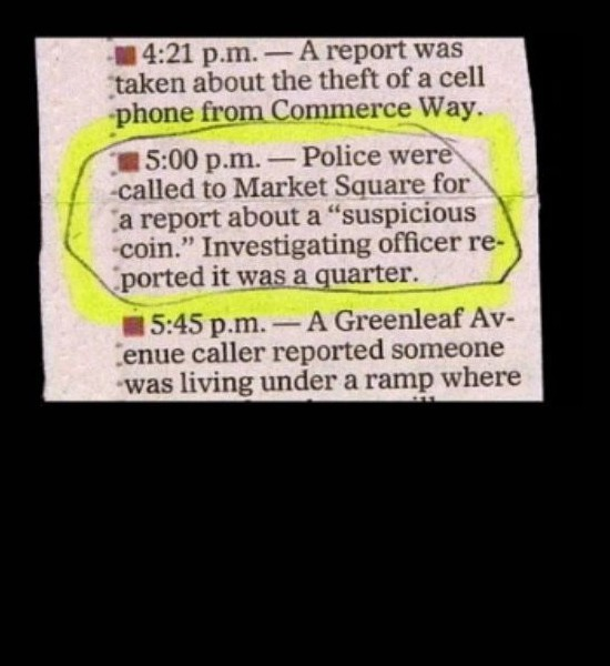 Glad the cops solved that case