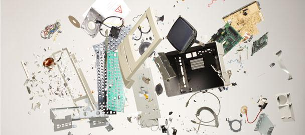 'Tings Come Appart' by Todd McLellan