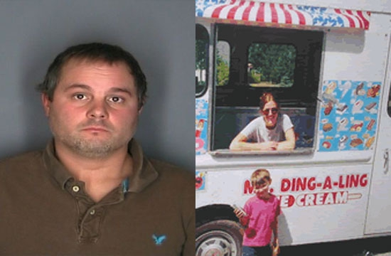 Vicious Ice Cream Man Turf War Taking Place in Upstate New York