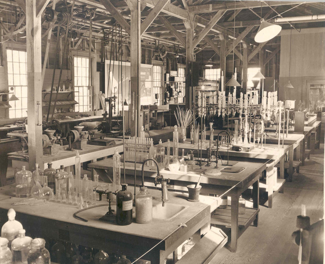 Edison Botanic Research Laboratory, Fort Myers, Florida