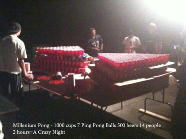 Insane Beerpong