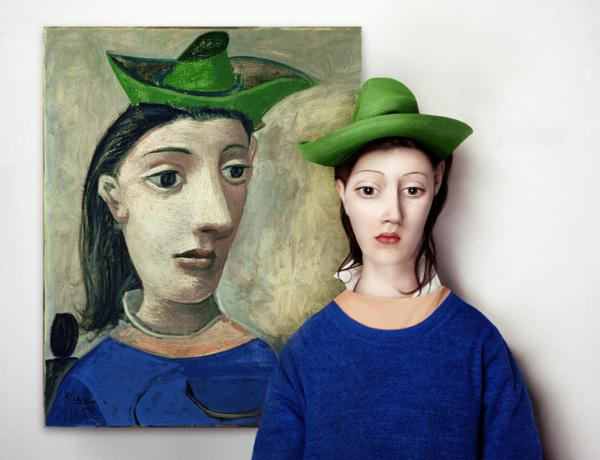 What If Picasso's Models Were Truly Abstarct?