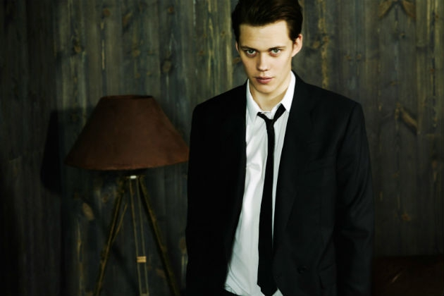 Bill Skarsgard Gives Us One Very Good Reason to Watch 'Hemlock Grove'