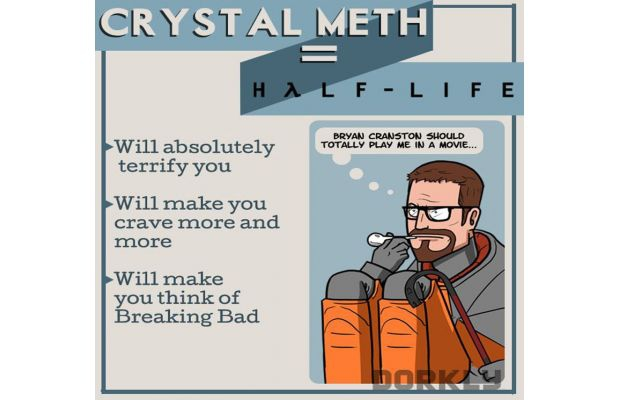 If Video Games Were Drugs We'd All Be in Rehab