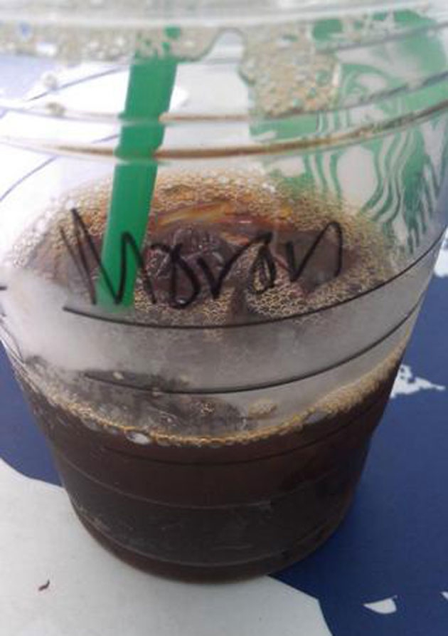 21 Examples of Starbucks Employees Completely Massacring Names