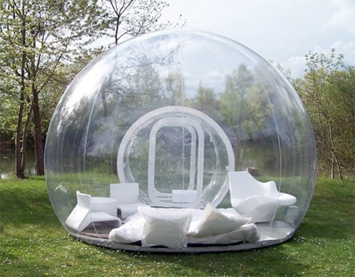 Lounge Bubble