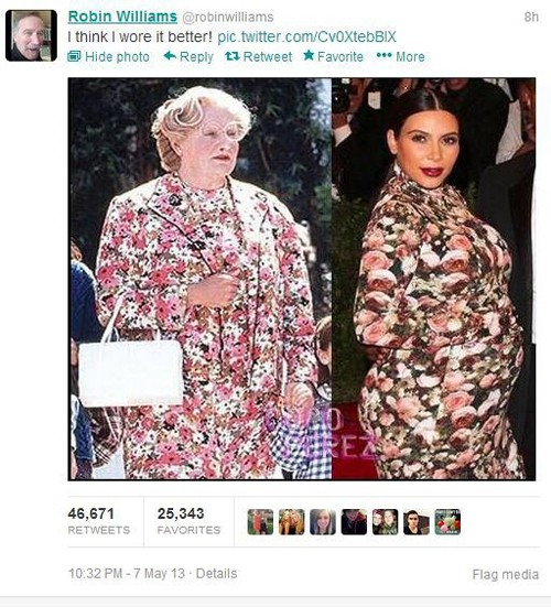 Robin Williams Wins!