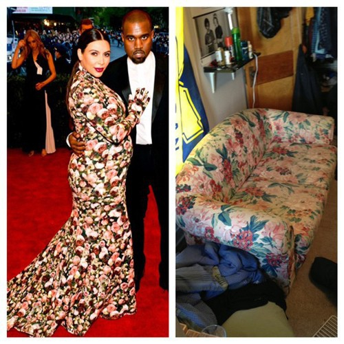 Kim Kardashian Met Gala Dress