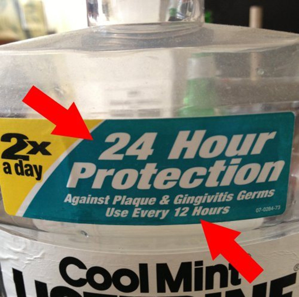 24 or 12 hour protection?